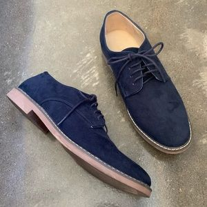 Old Navy - Navy Suede Shoes